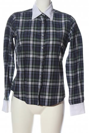 milano donna Langarmhemd Allover-Druck Casual-Look