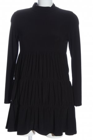 Nasty Gal Longsleeve Dress black elegant