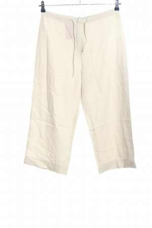 POETIC Linen Pants white casual look