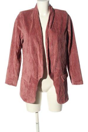 PB Long-Blazer pink Casual-Look