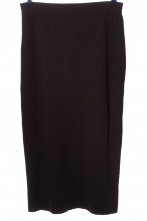 VIA ROMANA Maxi Skirt black business style