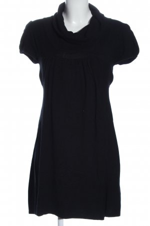 Jersey Dress black elegant