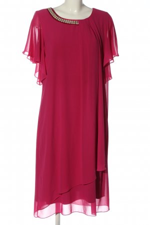 narcisse Midikleid pink Elegant