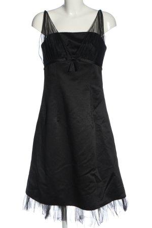 Stella's secret door Minikleid schwarz Elegant