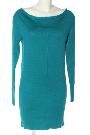 Minikleid blau Casual-Look