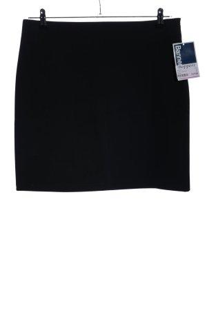 Miniskirt black business style