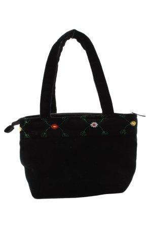 nicoletta giacomelli Mini sac noir style décontracté