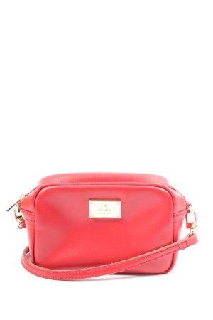 Mini sac rouge style décontracté