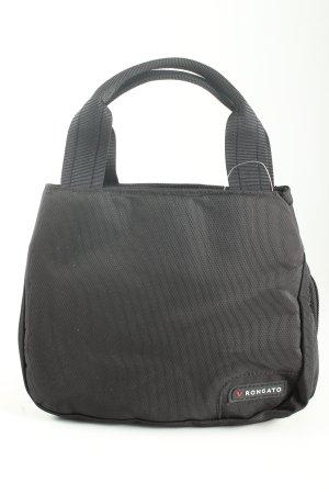 Roncato Minitasche schwarz Casual-Look