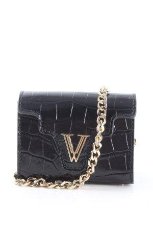 Ventulus Minitasche schwarz Elegant