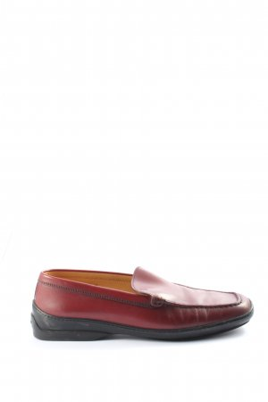 Tod's Mokassins rot Casual-Look