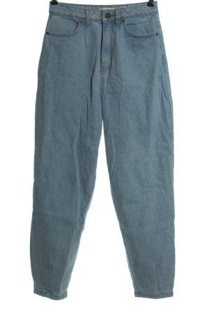 LeGer by Lena Gercke Mom-Jeans blau Casual-Look