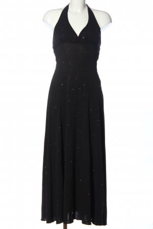 Halter Dress black elegant
