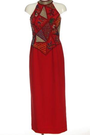 Halter Dress multicolored elegant