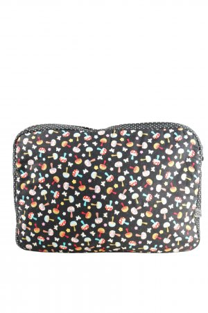 Laptop bag allover print casual look