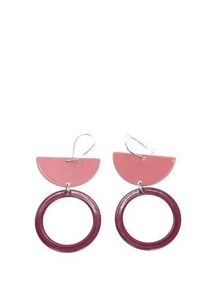 Ohrhänger pink Casual-Look