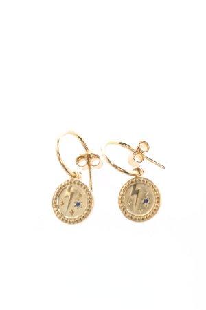 """Meadowlark Ohrstecker """"Amulet Earrings"""" goldfarben"""