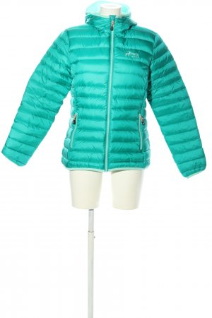 Pinea Outdoor Outdoorjacke türkis Steppmuster Casual-Look