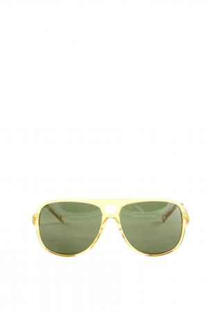Dsquared2 Oval Sunglasses camouflage pattern casual look