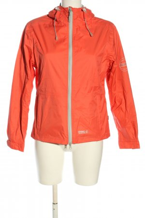 Pro-X Elements Impermeabile rosso stile casual