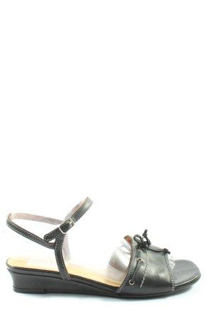 Unbekannt Riemchen-Sandalen