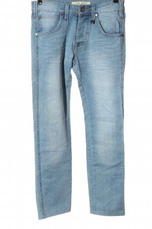 tmk jeans Röhrenjeans blau Casual-Look