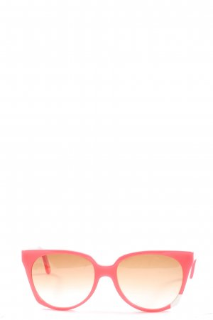 JPlus Butterfly Glasses pink-cream color gradient casual look