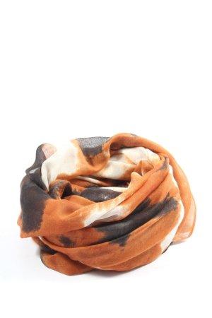 squesto Bufanda tubo estampado con diseño abstracto look casual