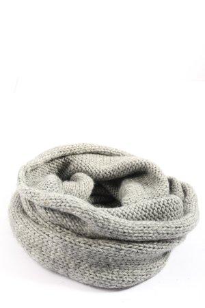 wool & co Scaldacollo grigio chiaro stile casual