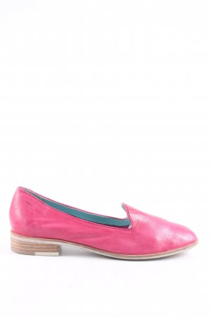 Slip-on Shoes pink casual look