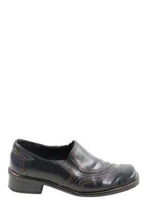 Chiara Slip-on Shoes black casual look
