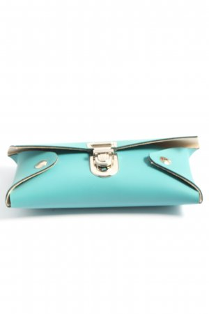 Sag+Sal Key Case turquoise casual look