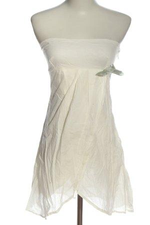 oneseason schulterfreies Kleid