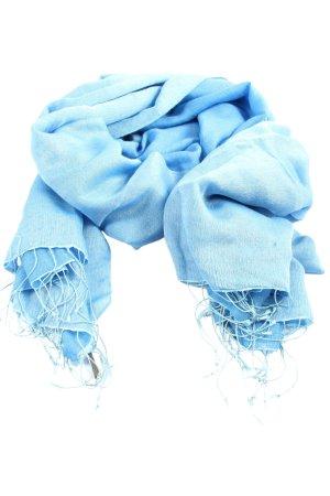 zoeppritz Shoulder Scarf blue casual look