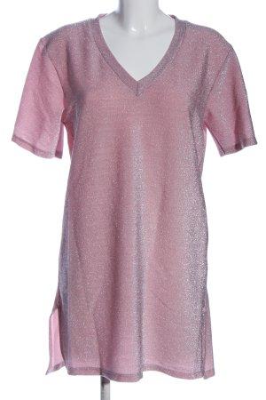 shop art Shirtkleid pink Casual-Look