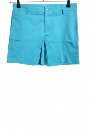 Shorts blau Casual-Look