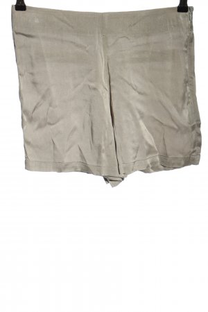 Shorts hellgrau Casual-Look