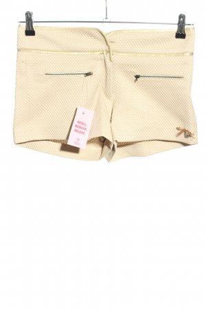 Tres Chic Shorts creme Casual-Look