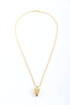 Blue Billie Chaîne en argent doré style décontracté