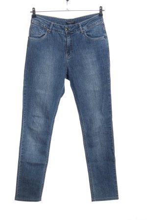 VERUCCI Skinny Jeans blau Casual-Look