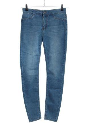 JDY denim Skinny Jeans blau Casual-Look