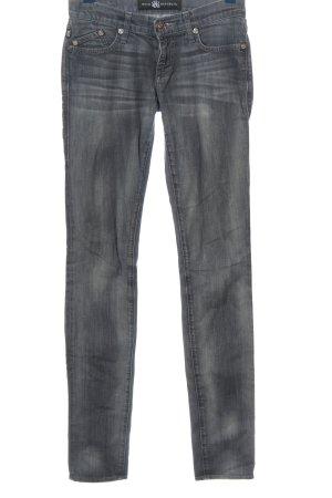 Rock & Republic Skinny Jeans light grey casual look