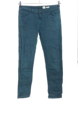 Ole Skinny Jeans blau Casual-Look