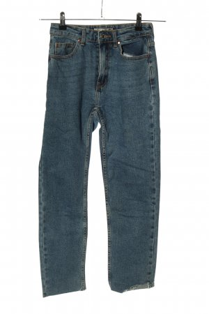 H&M DENIM Slim Jeans blue casual look