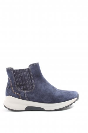 Gabor Rollingsoft Slouch Booties blue casual look