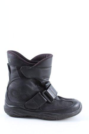 Daytona Snow Boots black casual look