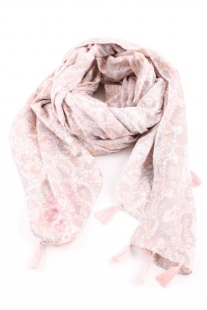 Summer Scarf allover print casual look