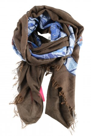 Summer Scarf abstract pattern casual look