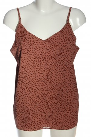 ydence Spaghetti Strap Top nude-brown allover print casual look