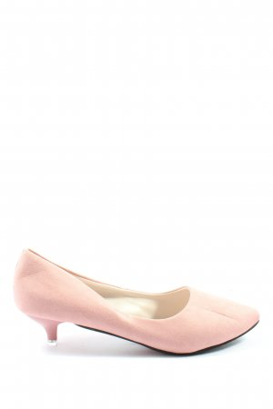 ririxing Spitz-Pumps pink Casual-Look